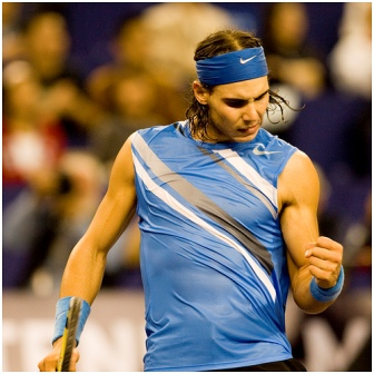 Nadal determined