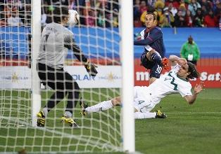 Usa goal