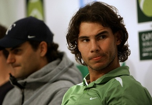 Nadal out of court