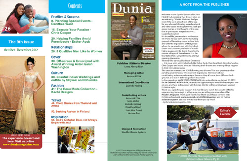 DUNIA publisher