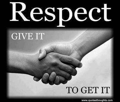 F2f respect earn it