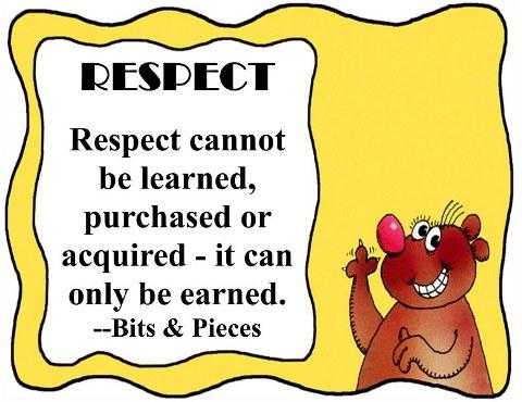 F2f Respect Quote 480