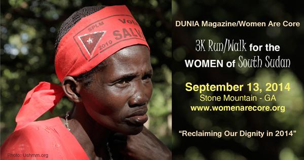 South Sudan Run/Walk
