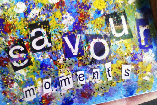Savour the moments