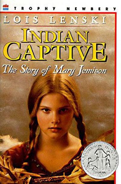 Book-indian-captive