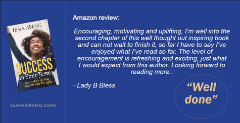 Review Success On Your Terms by Lady B Bless
