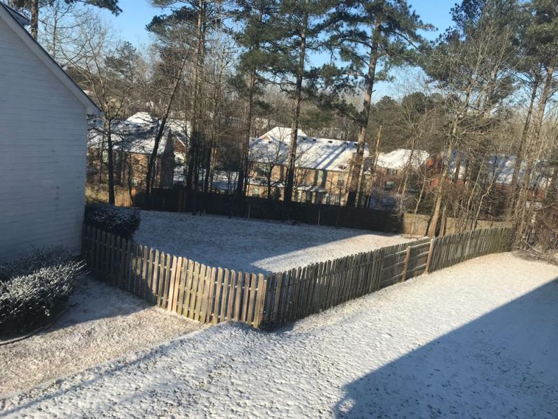 Atlanta snow 1