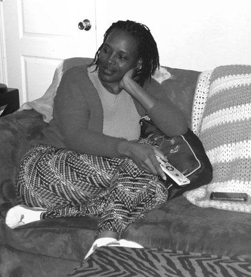 Watching tv at home atlanta