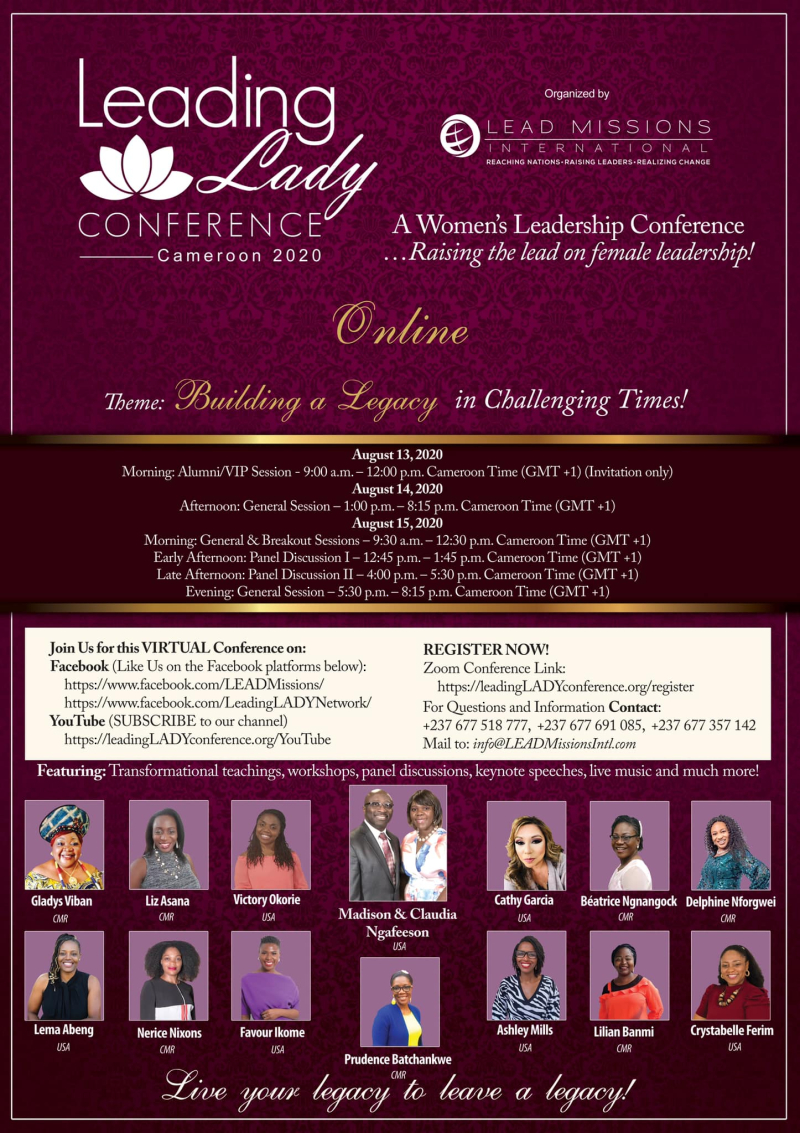 Leading lady conf